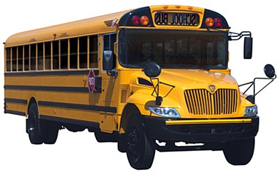 CDL School Bus Test